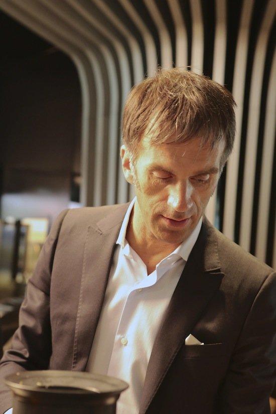 Inaugurato il Mercedes Benz Cafè a Fiumicino - Chef Oldani