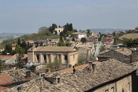 tetti a Castigliano