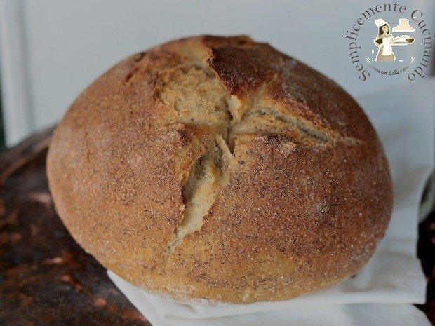 pane alla birra con li.co.li. la ricetta su Semplicemente Cucinando