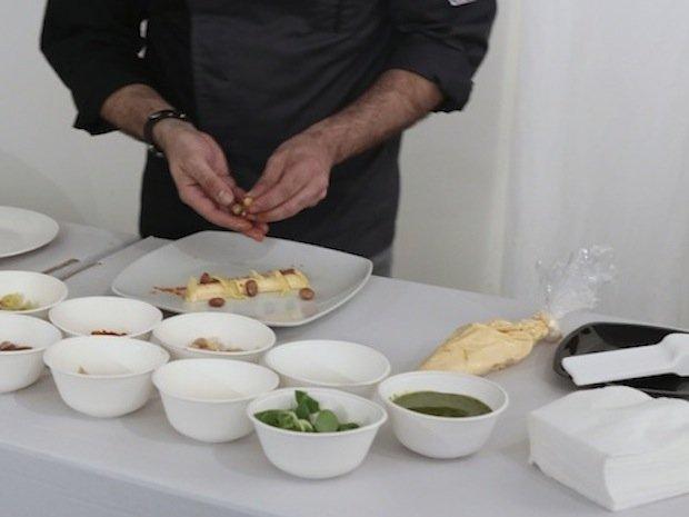 Chef Pappalardo al taste of art - Articolo Su Semplicemente Cucinando