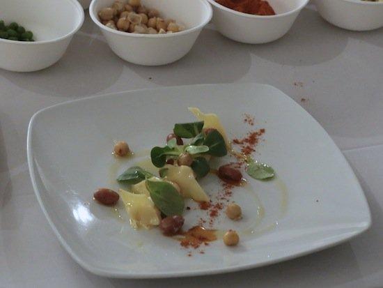 Pantacce toscane dello Chef Pappalardo per il Taste of Art