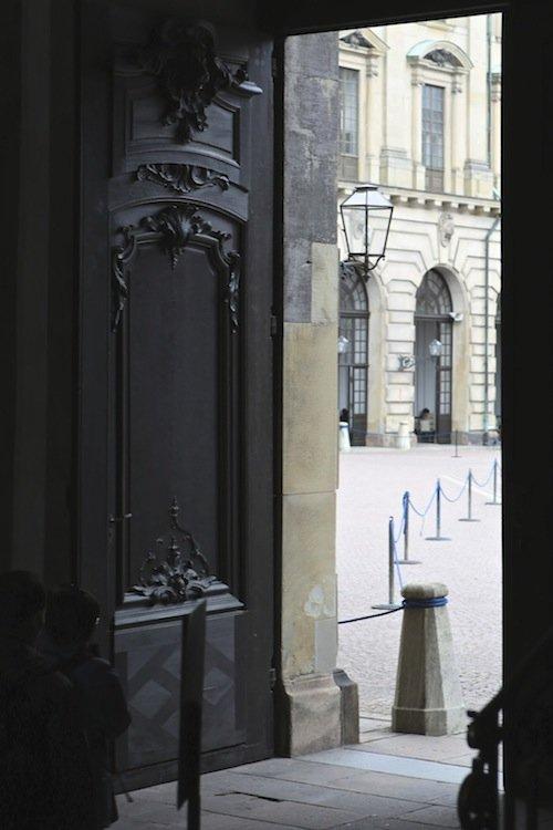 Stoccolma, io ed un solstizio d'estate - Palazzo Reale Stoccolma