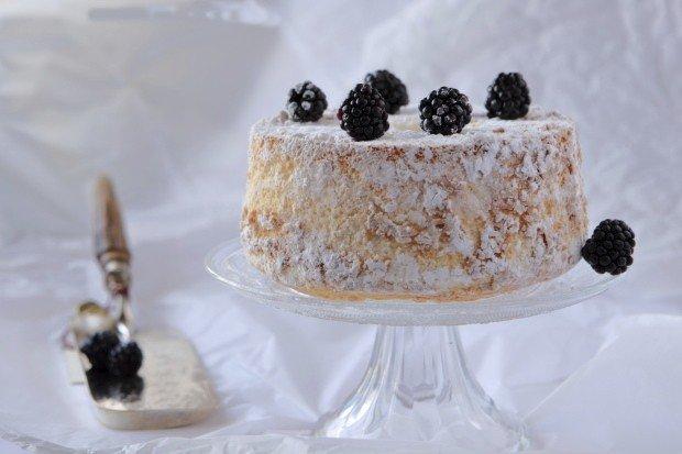 angel cake - La ricetta di semplicemente cucinando