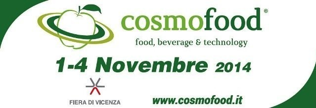 Ariiva Cosmofood 20114: food, beverage and tecnology