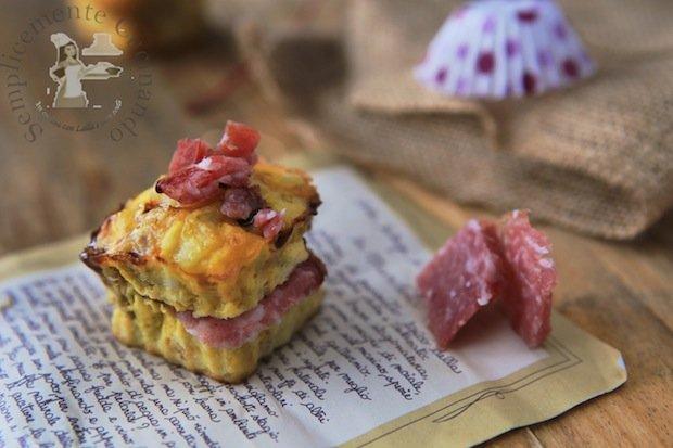 mini tortillas con la mandola - la ricetta di Semplicemente Cucinando