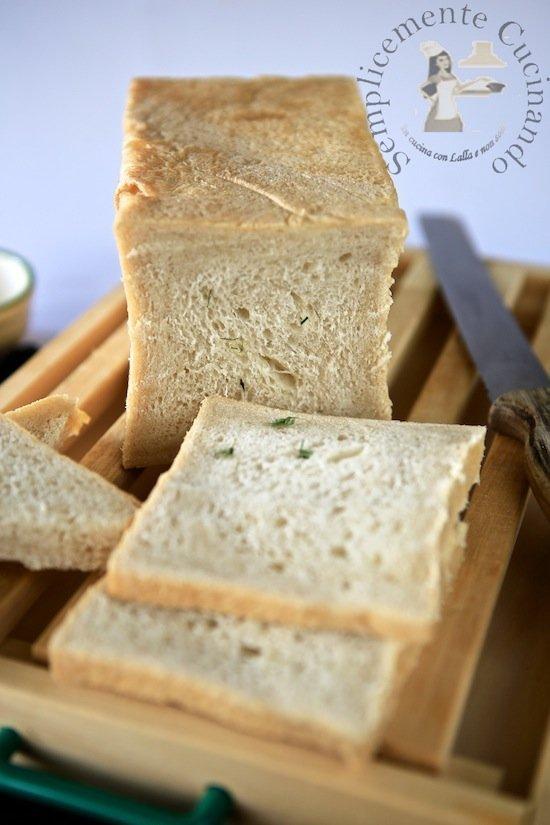 il pancarrè o pane in cassetta con li.co.li la ricetta homemade