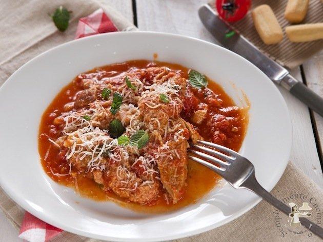 Oggi trippa la più tradizionale delle ricette romanesche