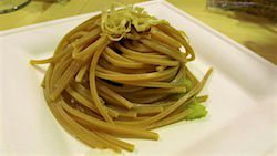 Spaghetto integrale La Molisana a Vinòforum