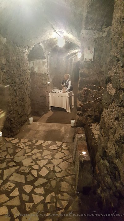 grotta da Cacciani a Frascati