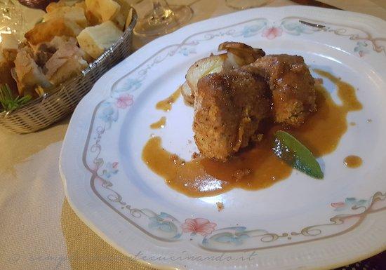maialino da Cacciani a Frascati
