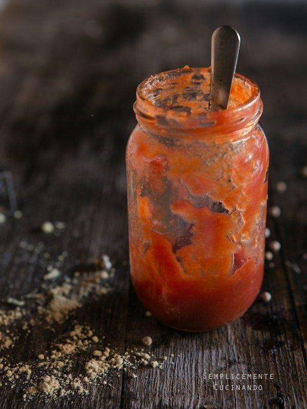 Il ketchup fatto in casa