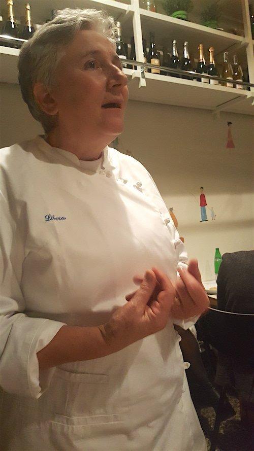 Iovine la Chef di Settemari a Roma