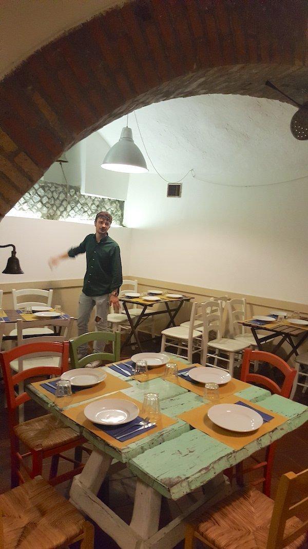 taverna osteria San Rocco