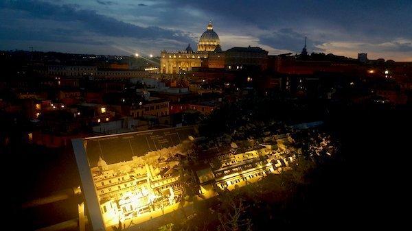 Terrazza Les Etoiles a Roma