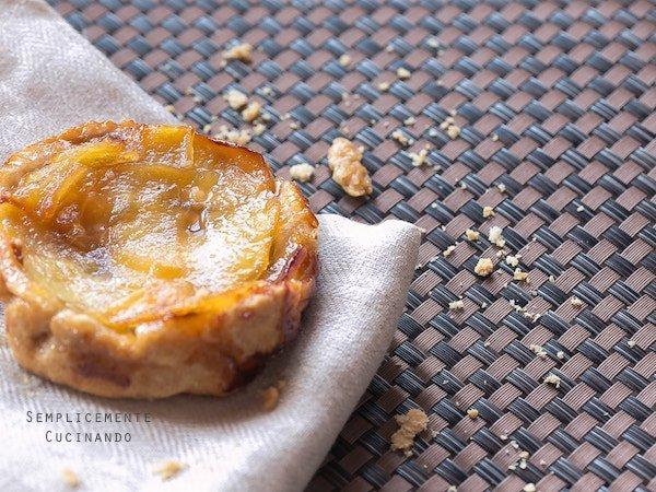 La ricetta per fare la tarte satin di mele