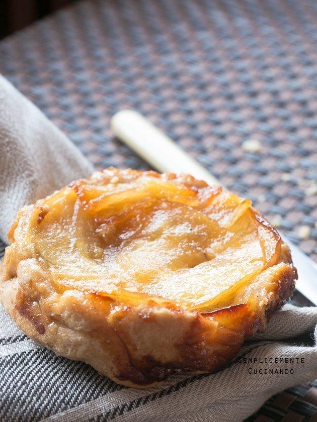la ricetta della tarte tatin di mele