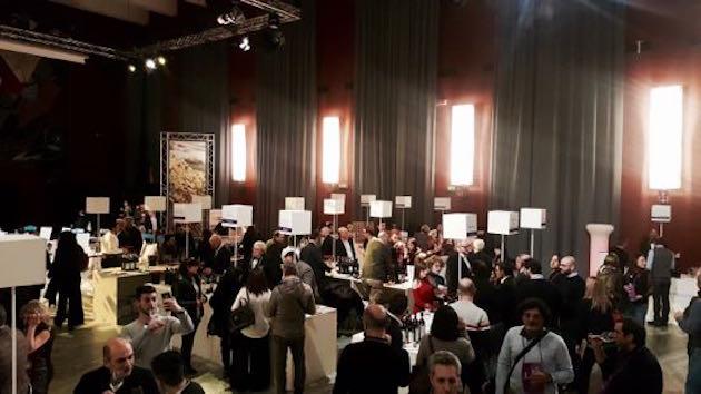 La serata inaugurale de I migliori Vini Italiani di Luca Maroni 2018