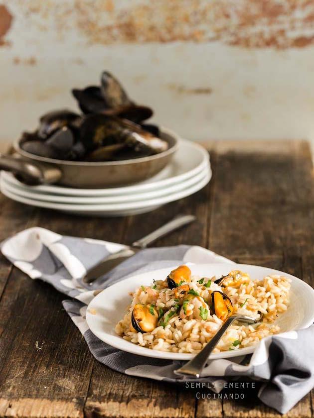 La ricetta per fare il risotto cozze e gamberi perfetta