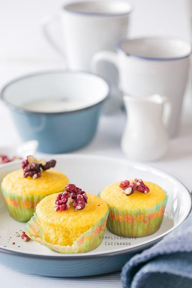 la ricetta dei muffin cocco e limone