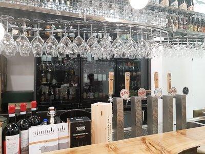 bar di Chianchieria a Roma