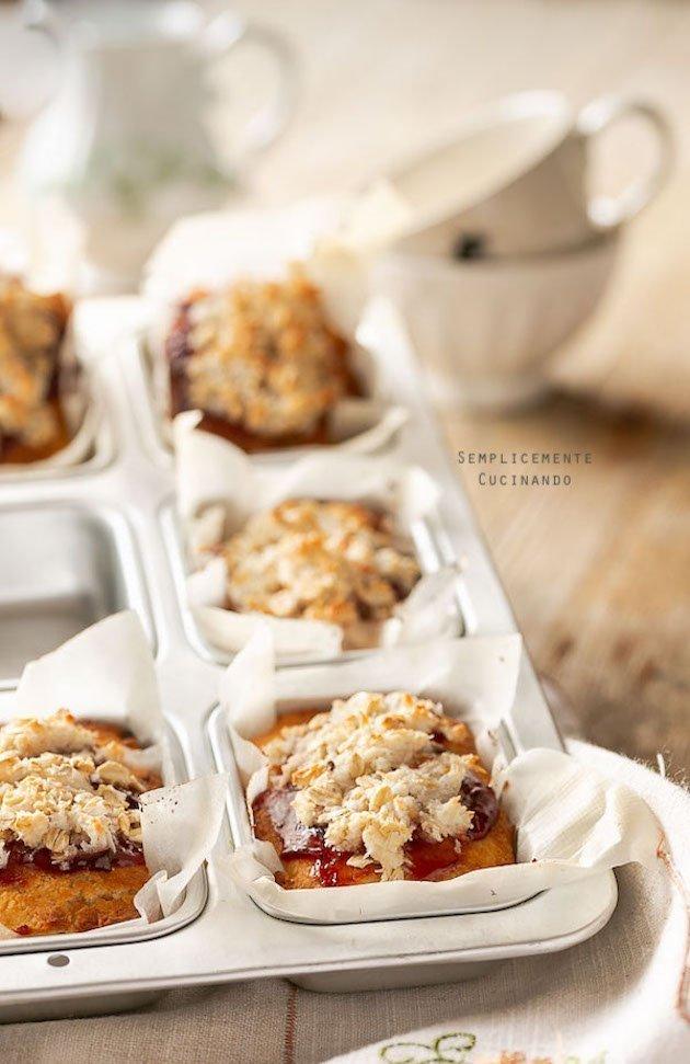 ricetta dei plumcake al cocco di Donna Hay