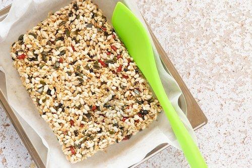 Barrette cereali e semi: uno snack sano e genuino