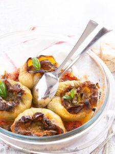 peperoni ripieni al forno: può diventare anche ricetta svuota frigo e sempre...semplicemente cucinando