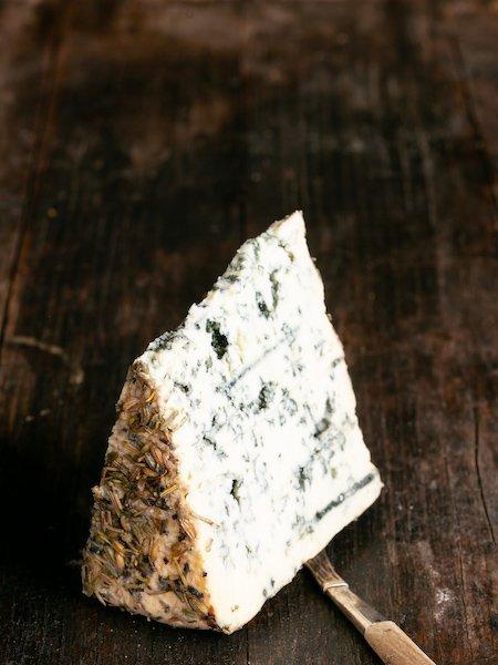 Il Blu Val Comino nella Tarte Tatin di fichi ed il blu