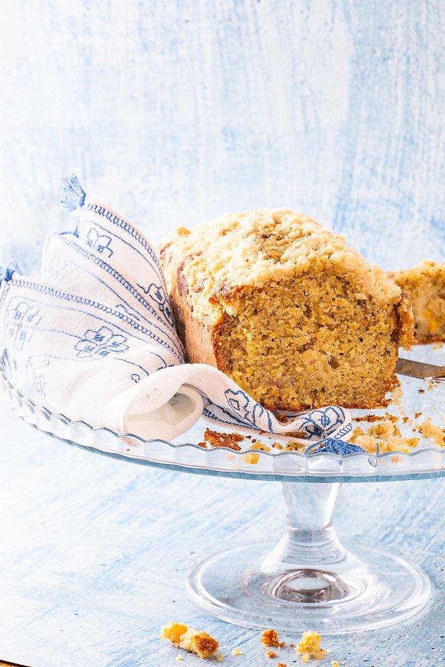 Plumcake prugne e pistacchi: la ricetta facile e veloce!