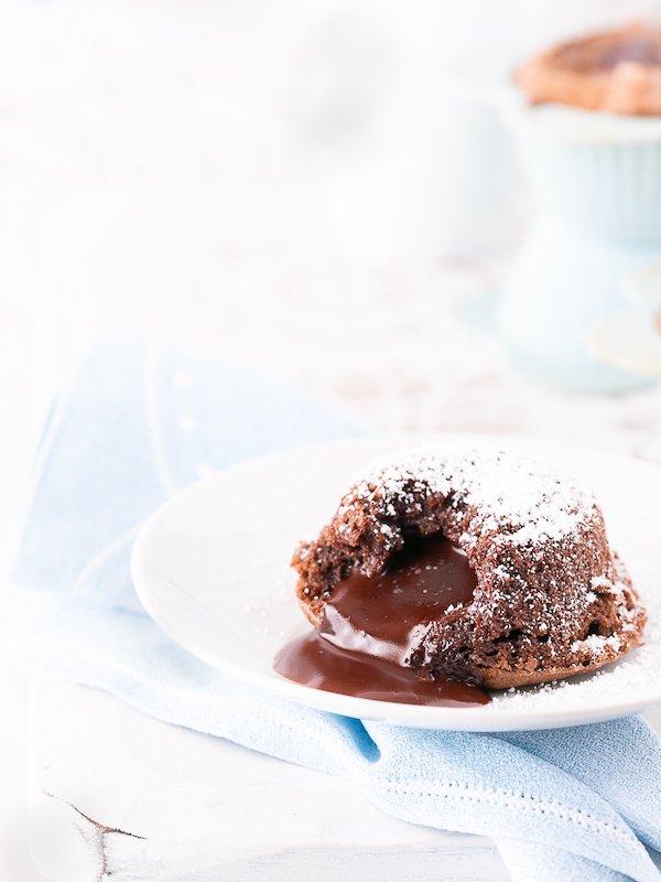 La vera ricetta per preparare il tortino di cioccolato dal cuore caldo